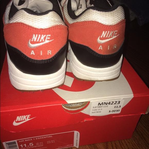 nieźle przystępna cena taniej Nike Air max 1 Essential (537383-122)